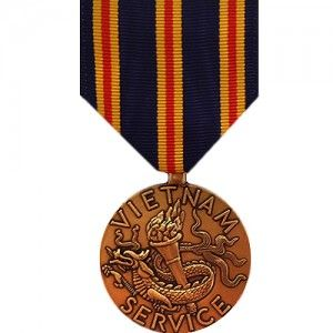 View post titled State Department Vietnam Service Medal